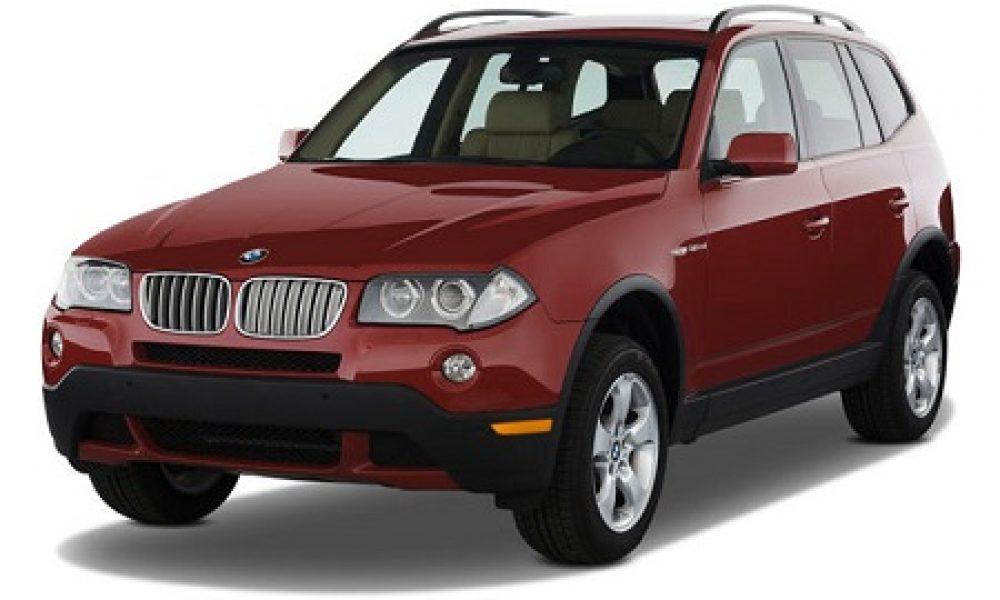 فروش و شیشه های BMW سری X3